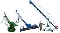 Зернопогрузчики шнековые производительностью от 10 до 260 тонн в час