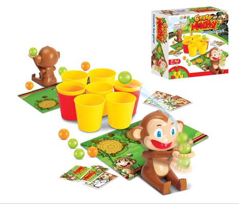 Настольная игра Crazy Monkey (Веселые обезьянки)