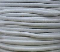 Резинка -канат (50ярд-1бобина) китай белый