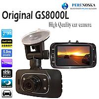 Видеорегистратор GS8000L HDM/ Дисплей 2,7 дюйма/ Поворот на 360°