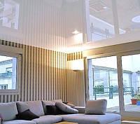 Глянцевые натяжные потолки (Франция, Германия, Бельгия)