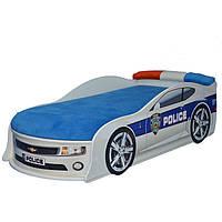 Кровать-машина TESLA от Mebelkon Полиция