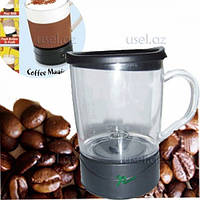Кружка для взбивания молочных коктейлей Coffee magic