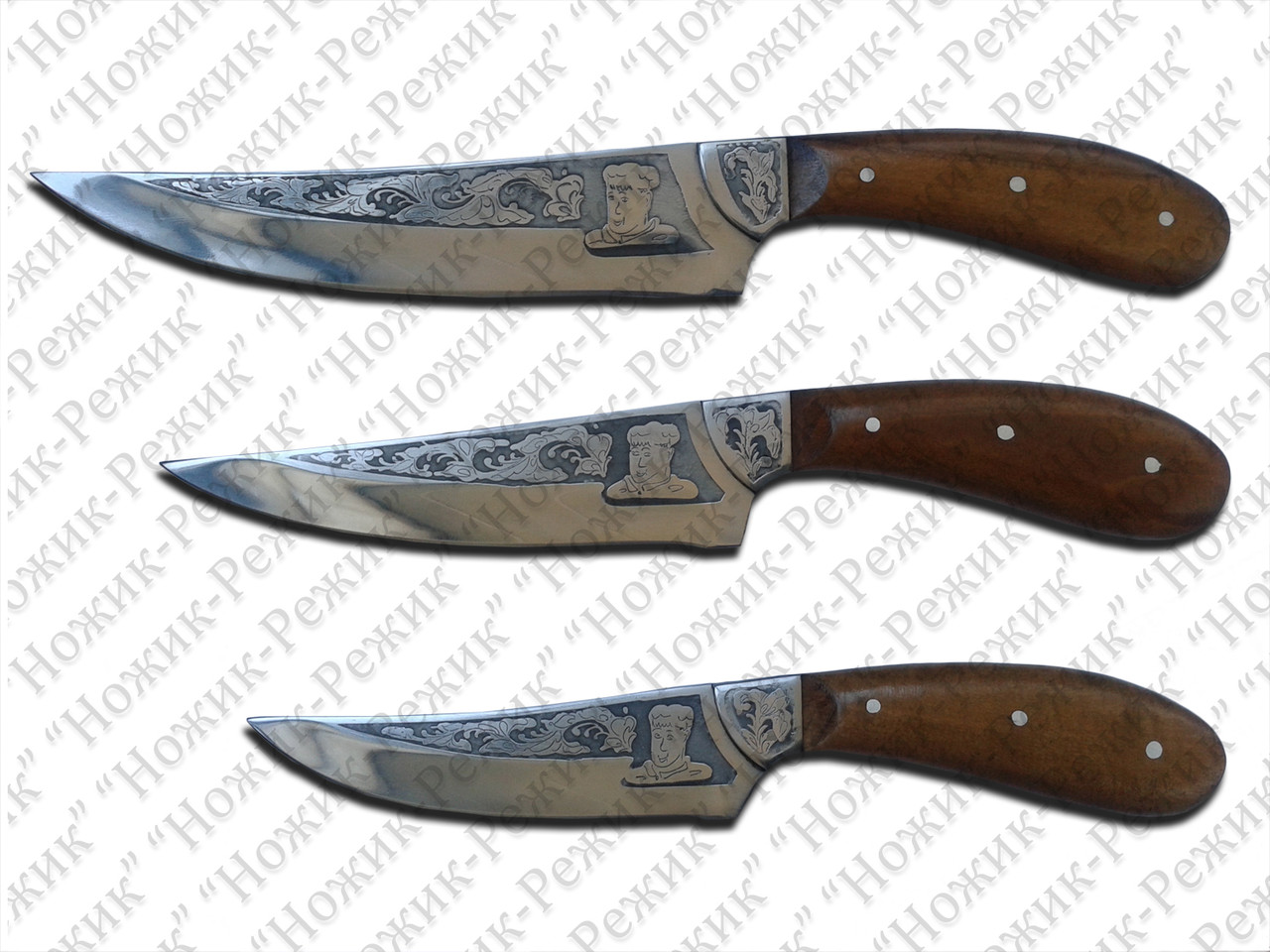 Набор кухонных ножей, нож для разделки мяса, нож для разделки рыбы, нож для кухни, набор ножей для кухни