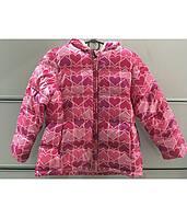 Куртка Детская Healthtex Демисезонная на Девочку Весна Осень с Флисом 4ab21e9f34a93