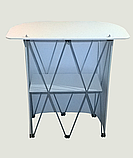 Промо стол ресепшн MIDI с печатью, фото 3
