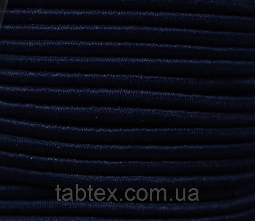 Резинка -канат(50ярд-1боб.)кит.№227 синий