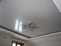 Натяжные потолки Металлик