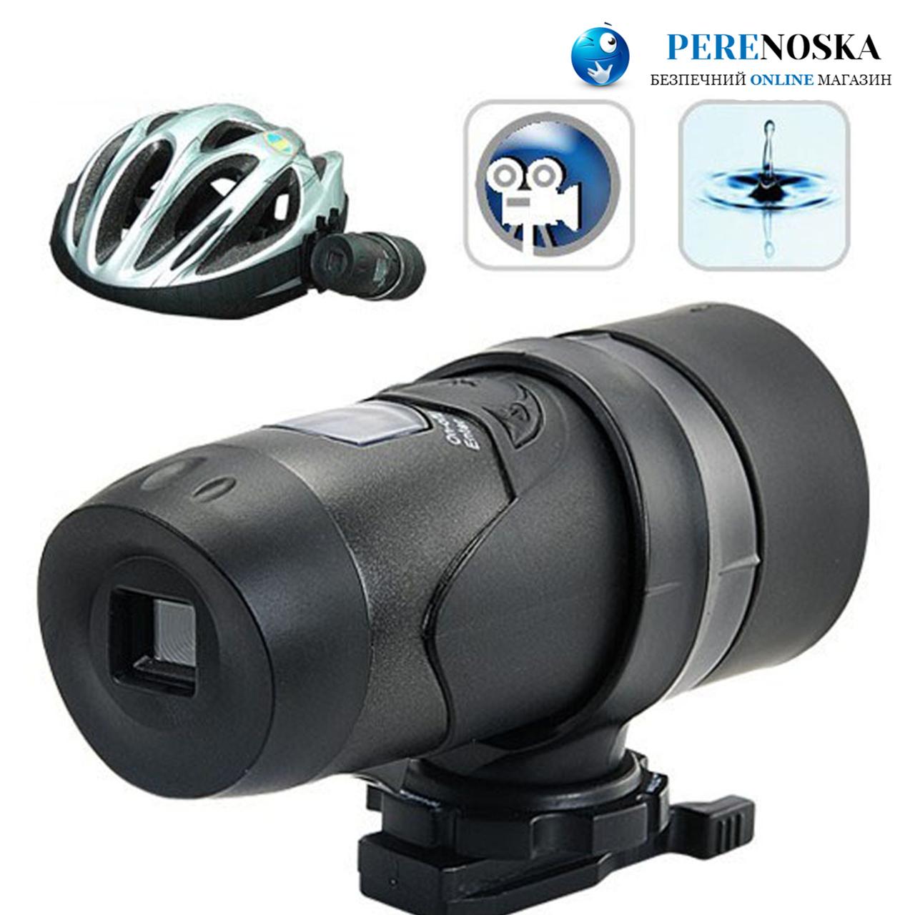 Видеорегистратор DVR - AT18/ Для вело мото спорту/ Водонепроницаемый