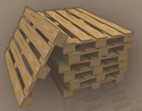 Изготовление под заказ - Поддон деревянный