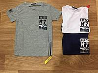 Трикотажная футболка для мальчиков 8-16 лет