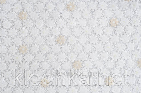 Скатерть клеенчатая кружевная Ажур Лейс , фото 2