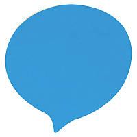 Блок бумаги для заметок липкий слой Axent 70x70мм 50л фраза 2443-03-A