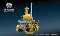 Запчасти на двигатель WD-615