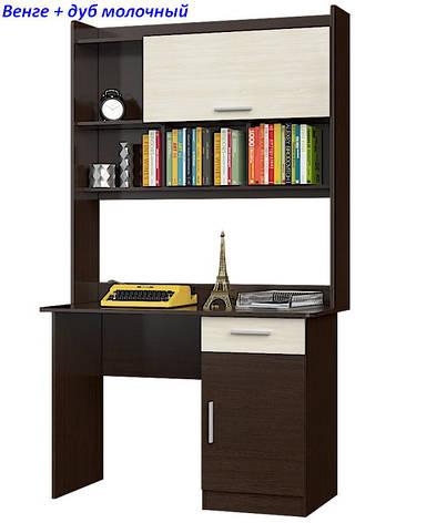 Письменный стол с Надставкой Школьник-3, фото 2