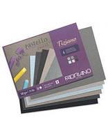 Альбом для пастели Fabriano A4 30л 160г/м2 Tiziano холодные цвета склейка 8001348156895