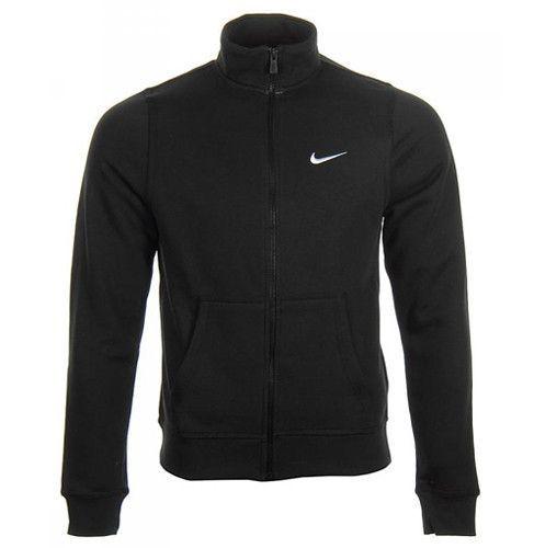 Nike club  track jacket-swosh