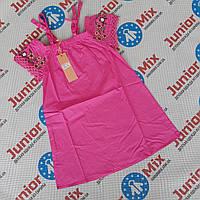 Летние детские цветные сарафаны для девочек оптом , фото 1
