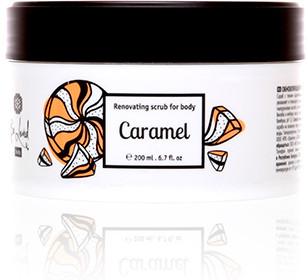 Обновляющий скраб для тела Caramel (Карамель)