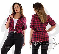 Сорочка жіноча ,батал р. 48,50,52,54 Фабрика Моди XL