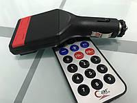 Fm модулятор, трансмиттер FM-04 Пульт  Bluetooth