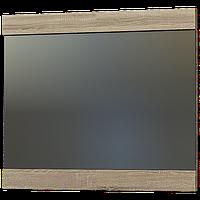 Дзеркало Британія дуб сонома (80х3,2х70 см)