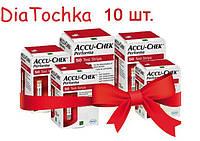 Тест-полоски Акку-Чек Перформа 500штук/Accu Chek Performa 500