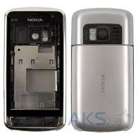 Корпус Nokia C6-01 Silver