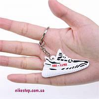 Кроссовки брелок Adidas+Nike+Reebok+New Balance силикон с резиной