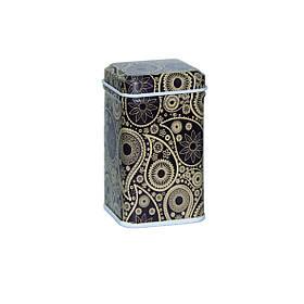 Маленькая коробка для чая и кофе Фентези Турецкий огурец, 25г ( коробочка для сыпучих )
