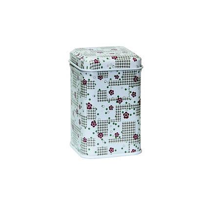 Маленькая коробка для чая и кофе Фентези Цветочный лабиринт, 25г ( коробочка для сыпучих ), фото 2