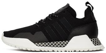 """Мужские кроссовки Adidas AF 1.4 Primeknit """"Core Black"""""""