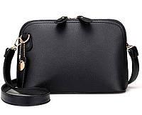 Небольшая женская сумка через плечо. Маленькая сумочка, клатч. 2 цвета КС87