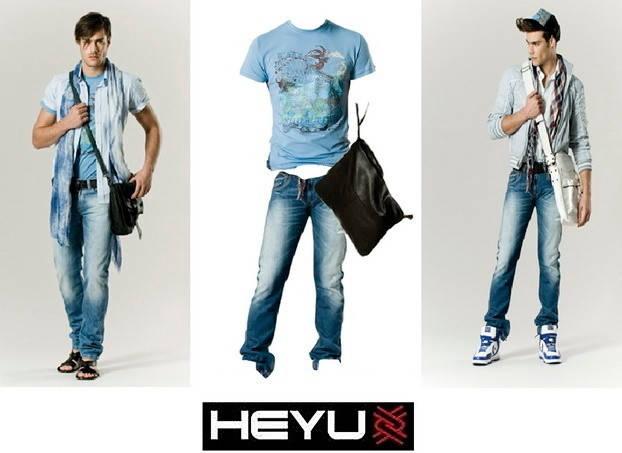 Мужская одежда HEYU, фото 1