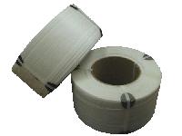 Лента упаковочная ПП 16мм*1.0 белая 1300м