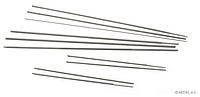Спица Киршнера. Дл. 250 мм. Диам. 1,5 мм.