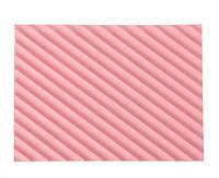 Силиконовый текстурный коврик Волна