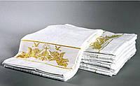 Hanibabaполотенце крыжма Ангелы золото 70х140