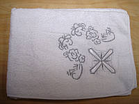 Hanibaba полотенце крыжма 100х100Крестсеребро