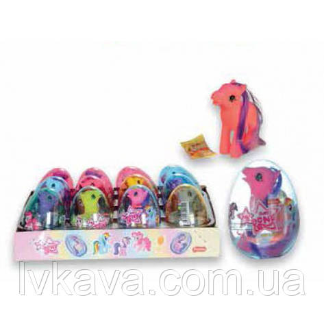 Яйцо-игрушка Prestige MY SWEET PONY  6g X 12 шт, фото 2