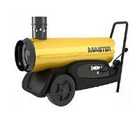 Дизельна гармата Master непрямого нагріву, нагрівач дизельний Master відведення відпрацьованих газів