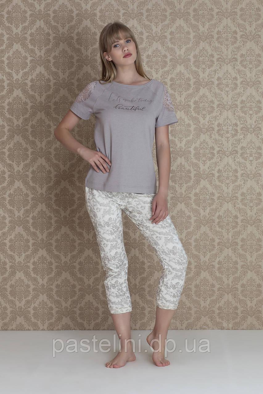 Двойка: брюки+кофта 17069 (lila)