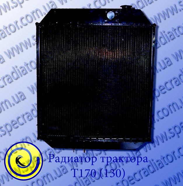 Радиатор бульдозера Т-130 (Т-170)
