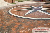 Укладка тротуарной плитки , фото 1