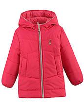 Детская демисезонная куртка на девочку,в расцветках, р.98-116, фото 3