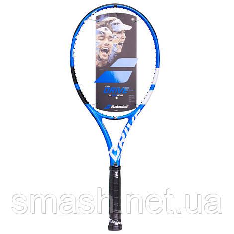 Теннисная ракетка Babolat PURE DRIVE TEAM UNSTR NC