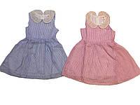 Платье летнее для девочек оптом, Glo-story, размеры  98-128, арт. GYQ-4145