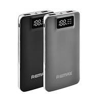 Power Bank REMAX 20000mAh цифровой дисплей с подсветкой и фонарик