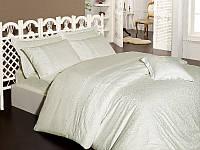 Комплект постельного белья First Choice vip бамбук жаккард bvip-08 afrodit krem