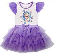 """Детское платье с Эльзой, """"Frozen"""", фото 1"""